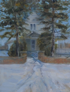 Winter Home Sold