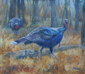 Wild Turkeys sold
