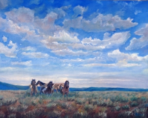 Big Sky and Good Horses