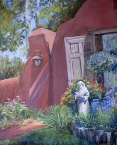 In the Garden with St. Francis