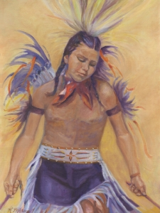 Young Dancer  SOLD